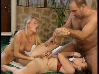 Fisting and Ass-Fucking Threesome – DBM Video