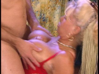 Mature Babe With Big TIts – DBM Video
