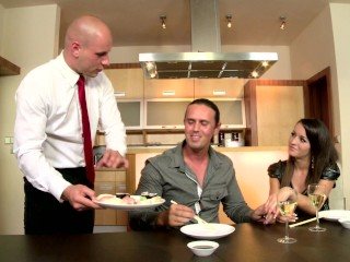 A little fun before dinner – DDF Productions