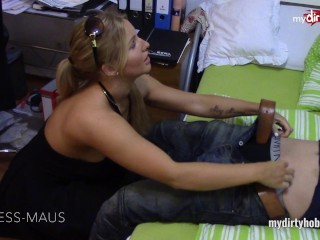 My Dirty Hobby – Fitness-Maus is a horny wife