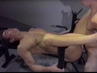 Pumping Iron And Pumping Ass – dack videos