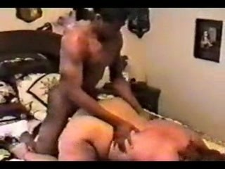 Chubby chick fucked by a black dude (part 3)