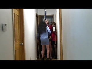 RONNI EXPERIENCES A REAL HANGING … NOOSE PLAY 10-17-18