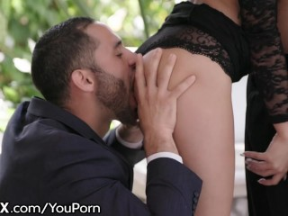 EroticaX Her Fantasy to Have 2 Guys at Once