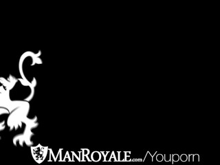 HD – ManRoyale New fuck toy is tested by the delivery guy