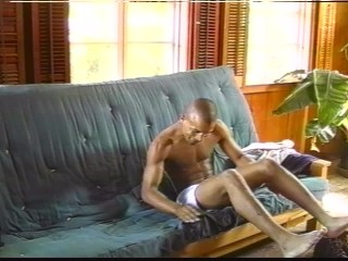 Old school ebony gay scene and interview