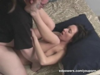 EdPowes licked Katrina's pussy and fucked her real good