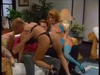 Jamie Leigh In House Party Orgy
