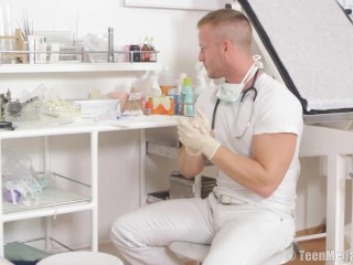 Dirty Doctor – It is pretty much the guy`s first day on the job