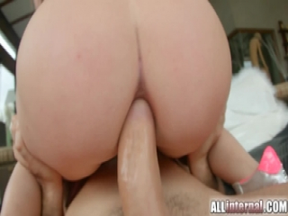 Allinternal pretty Liona gets her tight ass filled with cock