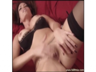 MILF Masturbates To Her Own Thoughts