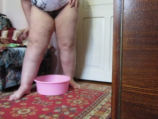 Cellulitis, A Girl By A Pussy Hairy, Pissing In The Pelvis)