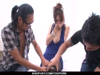 Dashing porn special with amateur Ameri Ichinose