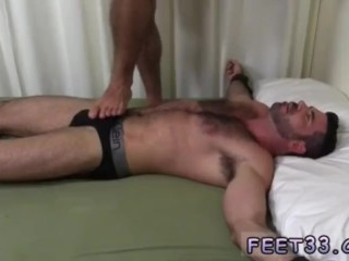 Gay sex and porn shorts Billy & Ricky In 'Bros & Toes 2'