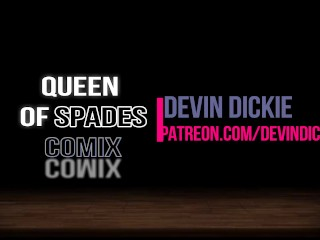 DEVIN DICKIE BBC CUCKOLD SISSY COMIX