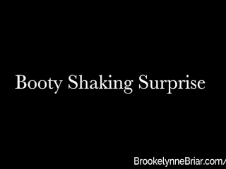 Brookelynne Briar Bounces Her Hot Ass In Your Face And Tells You To Jerk Off