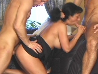 Two guys visit a hooker 3/3