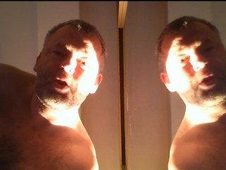 Mirror Action: Naked