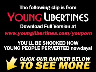 This young libertine