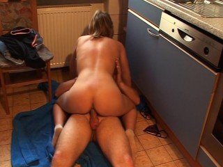 He may not be a good plumber but he can clean her pipes