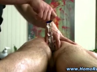 Gay masseuse straight bj