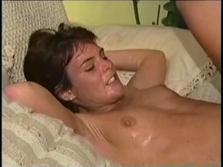 This Brunette Babe is so Horny! – Temptation