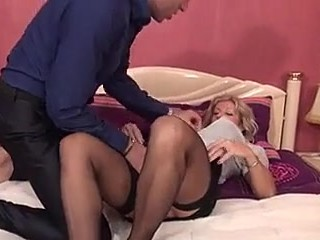 French French Milf Gets Tossed Around And Fucked Hard