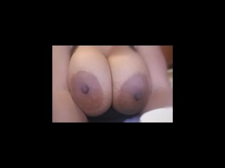 Homemade Juicy Tits Tease by Blue-Ivy20