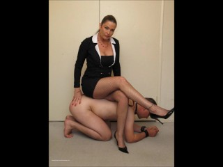 Female Supremacy – Lecture with Slideshow – Femdom Hypnosis – Women Rule