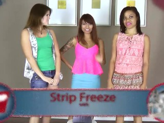 LostBets – 503P – Strip Freeze with Lela, Trinity and Monica