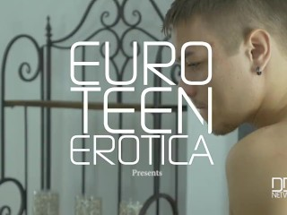 EuroTeen-Naughty Masseuse – Oiled down and fucked hard