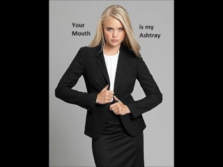 You Love Dominant Women in Business – Version #2