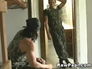 Horny Military Gay Bareback