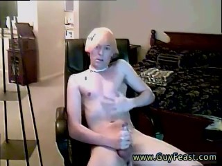 Black twink and grandpa gay porn That is until he begins kneading his