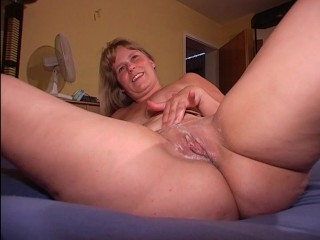 Shooting his goo all over her love hole