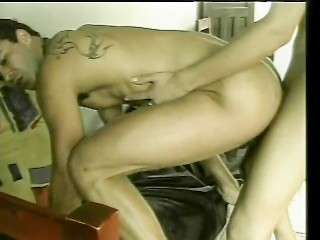 He loves sucking and fucking her cock – Rain Productions