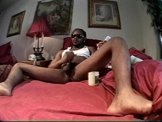 Wanking action with hot thug – Encore Video (Ray Rock Studios)