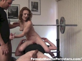 Lucy Fire – What a Workout 2