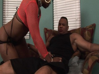 BBC-hungry MILF gets fucked – Blackout Pictures