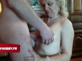 MyDirtyHobby French – Une milf francaise fait une fellation