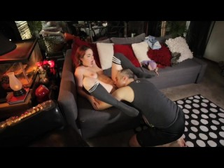 Part of my super sexy scene with my hot pal Amarna Miller for my site