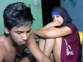 Newly married south indian couple with ultra hot babe WebCam Show (5)