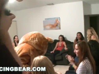 DANCINGBEAR – Special Delivery for College Girls (db6292)