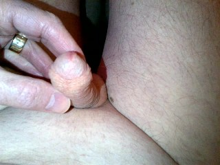 Is mine the smallest cock ever?