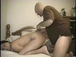 Anal sex with mom