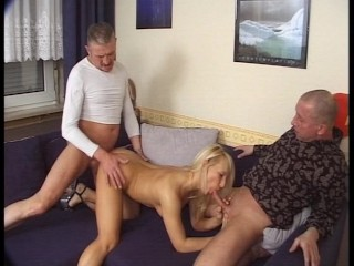 Three hot scenes in one