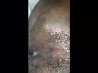 SPARKLY Eating The SHIT Out Of Daddy's Ass