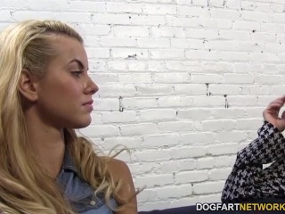 Janet Mason and her daughter Jessie Rogers tries BBC