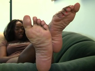 Jades Size 12 Candid Stinky Soles