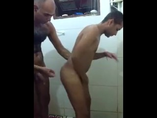 daddy wants take a special shower